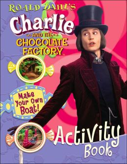 Roald Dahl's Charlie and the Chocolate Factory Activity Book