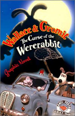Wallace & Gromit: The Curse of the Were-Rabbit Graphic Novel