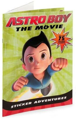Astro Boy Sticker Adventures