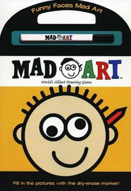 Funny Faces Mad Art