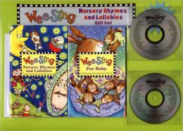 Wee Sing Nursery Rhymes and Lullabies Gift Set