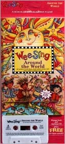 Wee Sing Around the World book and Cd (reissue)