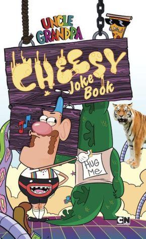 Cheesy Joke Book