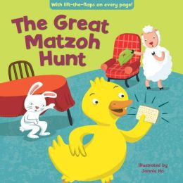 The Great Matzoh Hunt