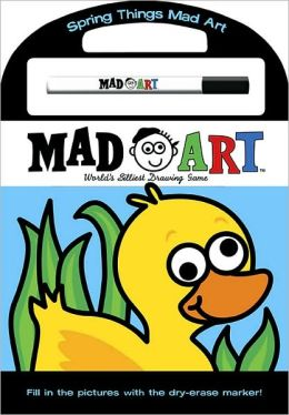 Spring Things Mad Art