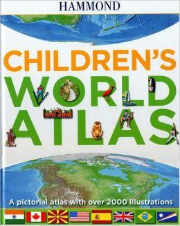 Hammond Children's World Atlas
