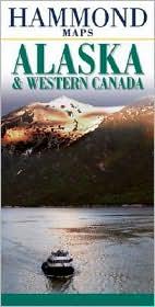 Alaska/Western Canada Map