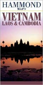 Vietnam/Laos/Cambodia Map