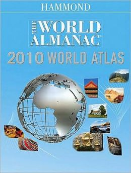 World Almanac 2010 World Atlas