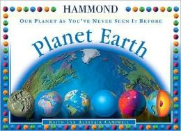 Hammond Planet Earth: Our Planet As You've Never Seen It Before