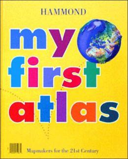 Hammond My First Atlas