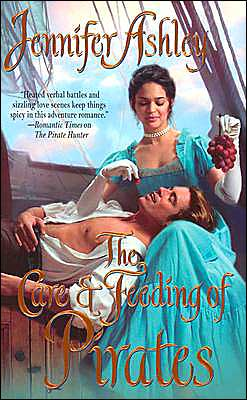 The Care and Feeding of Pirates (Regency Pirates Series #3)