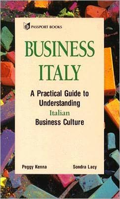 business culture in italy This country profile has been produced to give a short overview of some of the key concepts to bear in mind when dealing with business culture in italy.