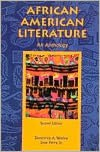 African-American Literature: An Anthology, 2nd Ed.