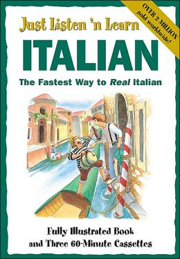 Just Listen 'n Learn Italian (Just Listen N' Learn Series)