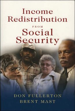 Income Redistribution from Social Security