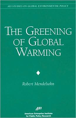 Greening of Global Warming