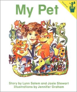 Early Reader: My Pet