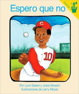 Early Reader: Espero que no (Spanish Edition)