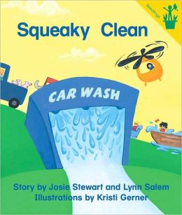 Early Reader: Squeaky Clean