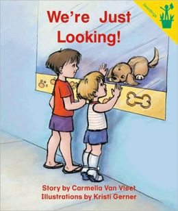 Early Reader: We're Just Looking!