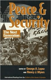 Peace & Security; The Next Generation