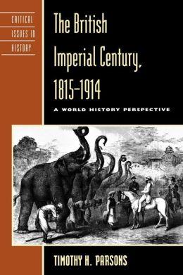British Imperial Century, 1815d1914