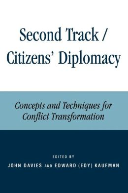 Second Track/ Citizens' Diplomacy