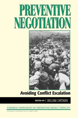 Preventive Negotiation