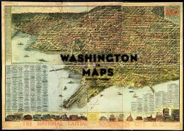 Washington in Maps