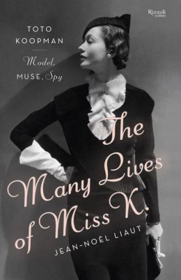 The Many Lives of Miss K: Toto Koopman - Model, Muse, Spy