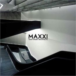 MAXXI: Zaha Hadid Architects: Museum of XXI Century Arts