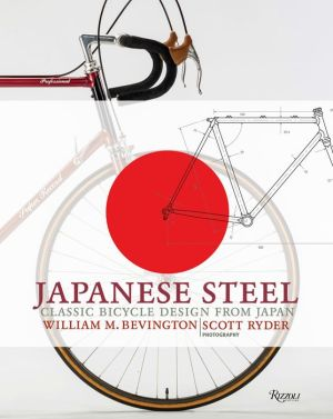 Book Japanese Steel: Classic Bicycle Design from Japan
