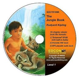 The Jungle Book: High-Interest Chapter Book and Audio Files (Digital Files on CD-ROM)