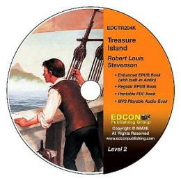 Treasure Island: High-Interest Chapter Book and Audio Files (Digital Files on CD-ROM)