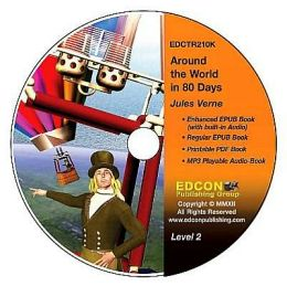 Around the World in 80 Days: High-Interest Chapter Book and Audio Files (Digital Files on CD-ROM)