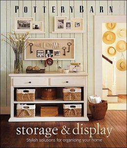Pottery Barn Storage and Display