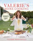Book Cover Image. Title: Valerie's Home Cooking:  More than 100 Delicious Recipes to Share with Friends and Family (Signed Book), Author: Valerie Bertinelli