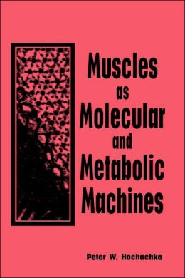 Muscles as Molecular and Metabolic Machines