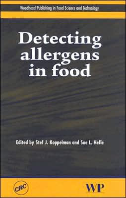 Detecting Allergens in Foods