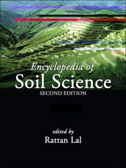 Encyclopedia of Soil Science, 2 Volume Set