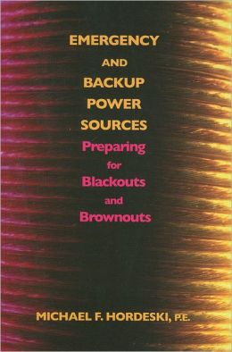 Emergency and Backup Power Soour