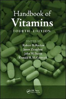 Handbook of Vitamins