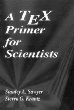 A Text Primer for Scientists