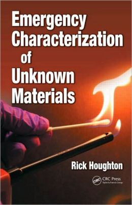 Emergency Characterization and Response to Hazardous Substances