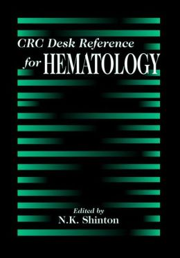 Desk Reference for Hematology