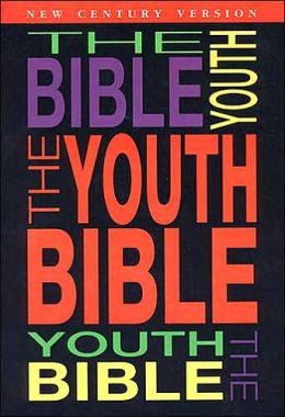 The Youth Bible: New Century Version (NCV), black softcover