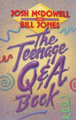 The Teenage Q&A Book
