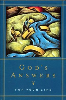 God's Answers For Your Life