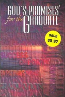 Gods Promises for the Graduate